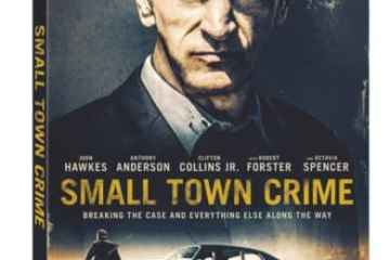 Small Town Crime arrives on Blu-ray™ (plus Digital), DVD, and Digital March 20 24