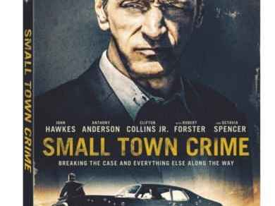 Small Town Crime arrives on Blu-ray™ (plus Digital), DVD, and Digital March 20 5