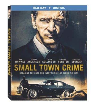 Small Town Crime arrives on Blu-ray™ (plus Digital), DVD, and Digital March 20 3