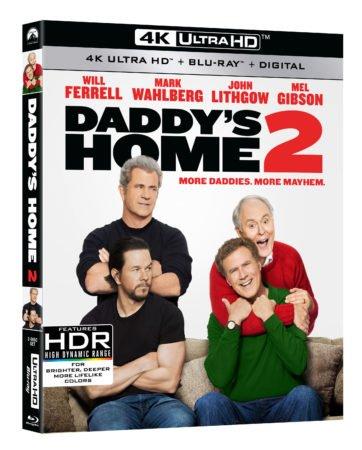 DADDY'S HOME 2 (4K ULTRA HD) 1