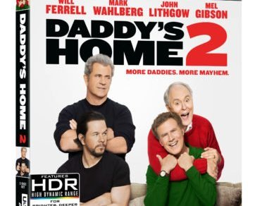 DADDY'S HOME 2 (4K ULTRA HD) 14