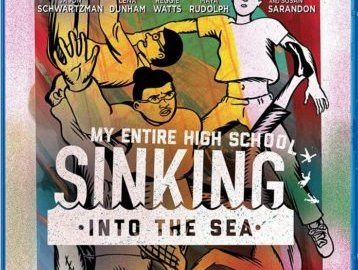 MY ENTIRE HIGH SCHOOL SINKING INTO THE SEA 49