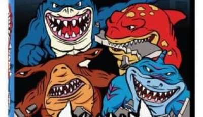 STREET SHARKS: THE COMPLETE COLLECTION 3