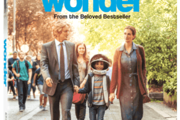 WONDER Arrives on Digital January 30 and 4K Ultra HD Combo Pack, Blu-ray Combo Pack, DVD, and On Demand February 13 4