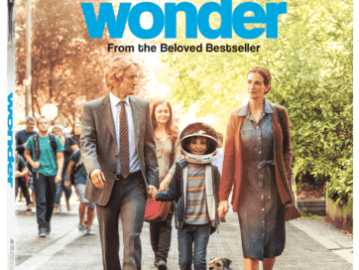 WONDER Arrives on Digital January 30 and 4K Ultra HD Combo Pack, Blu-ray Combo Pack, DVD, and On Demand February 13 44