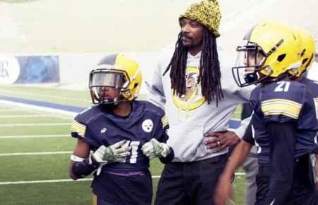 Coach Snoop Hits Netflix on February 2 8