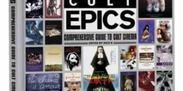 CULT EPICS: COMPREHENSIVE GUIDE TO CULT CINEMA (Hardcover Review) 4