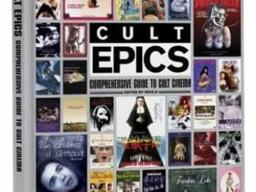 CULT EPICS: COMPREHENSIVE GUIDE TO CULT CINEMA (Hardcover Review) 51