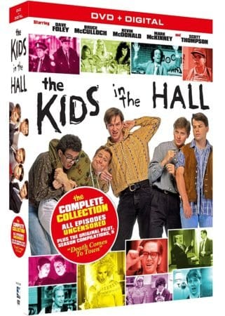 KIDS IN THE HALL: COMPLETE COLLECTION 3