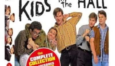 KIDS IN THE HALL: COMPLETE COLLECTION 5