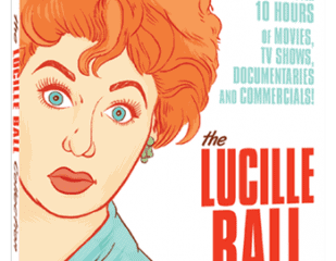LUCILLE BALL COLLECTION 4