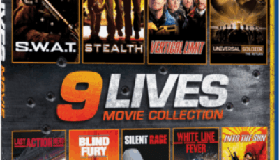 9 LIVES MOVIE COLLECTION 8