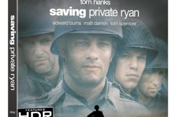 SAVING PRIVATE RYAN debuts on 4K Ultra HD/Blu-ray Combo Pack May 8th 27