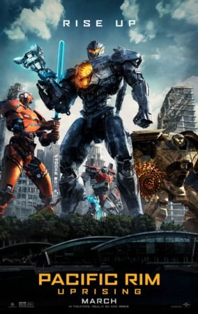 PACIFIC RIM: UPRISING 3