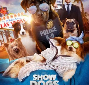 SHOW DOGS gets a new trailer! I'm not sure how Jon Hamm feels about this one. 8