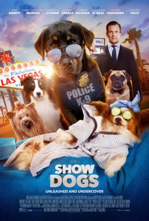 SHOW DOGS gets a new trailer! I'm not sure how Jon Hamm feels about this one. 3
