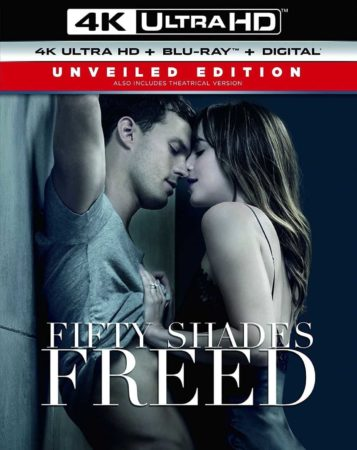 FIFTY SHADES FEED (4K ULTRA HD) 1