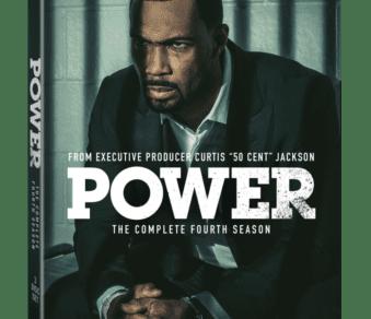 Power Season 4 arrives on DVD June 12 17