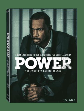 Power Season 4 arrives on DVD June 12 3