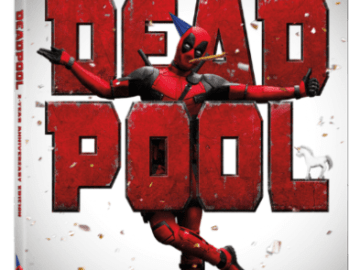 Deadpool brings sackload of party favors for a two-year anniversary Blu-ray and Steelbook 42