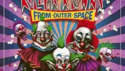 KILLER KLOWNS FROM OUTER SPACE 10