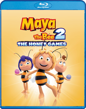 MAYA THE BEE 2: THE HONEY GAMES 1