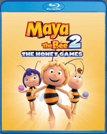 MAYA THE BEE 2: THE HONEY GAMES 3