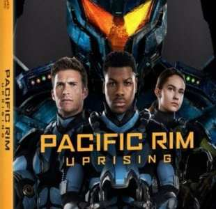PACIFIC RIM UPRISING Available on Digital 6/5 and 4K Ultra HD, 3D Blu-ray™, Blu-ray & DVD 6/19 7