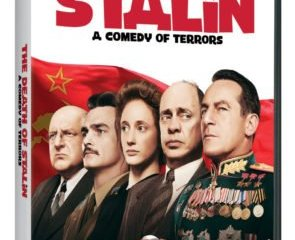 THE DEATH OF STALIN comes to DVD & Digital June 19th 19