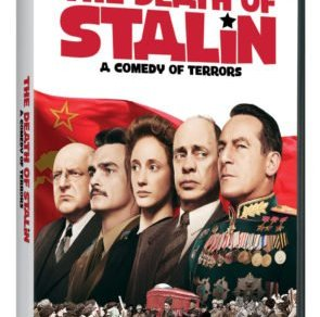 THE DEATH OF STALIN comes to DVD & Digital June 19th 11