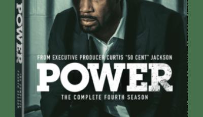Power Season 4 arrives on DVD June 12 9