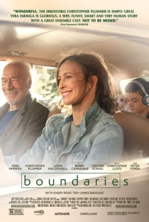 SONY PICTURES CLASSICS is bringing Boundaries to theater on June 22nd 1