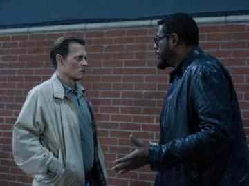 Can Johnny Depp solve Notorious B.I.G.'s murder? Find out in the trailer for CITY OF LIES. 49
