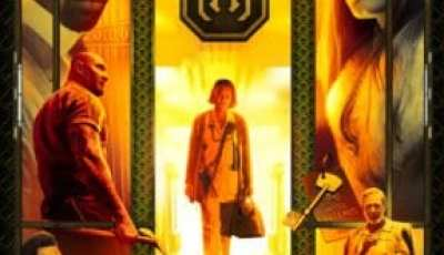 The HOTEL ARTEMIS Red Band Trailer is Here! 10