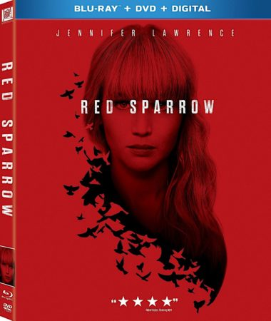 Spy Thriller RED SPARROW Now Available on Digital and Movies Anywhere 3