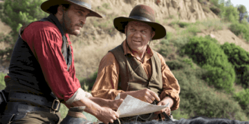 The Sisters Brothers gets a trailer! John C. Reilly in a Western! 1
