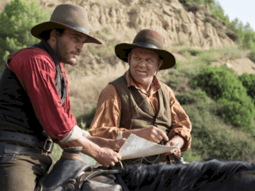 The Sisters Brothers gets a trailer! John C. Reilly in a Western! 51