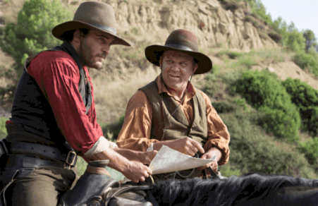 The Sisters Brothers gets a trailer! John C. Reilly in a Western! 4