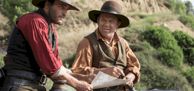 The Sisters Brothers gets a trailer! John C. Reilly in a Western! 3