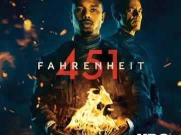 Michael B. Jordan & Michael Shannon Star in HBO's Film FAHRENHEIT 451, Available for Digital Download 6/18 & Blu-ray/DVD 9/18 37