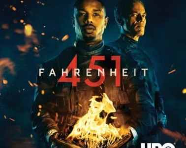 Michael B. Jordan & Michael Shannon Star in HBO's Film FAHRENHEIT 451, Available for Digital Download 6/18 & Blu-ray/DVD 9/18 7