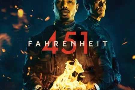 Michael B. Jordan & Michael Shannon Star in HBO's Film FAHRENHEIT 451, Available for Digital Download 6/18 & Blu-ray/DVD 9/18 3