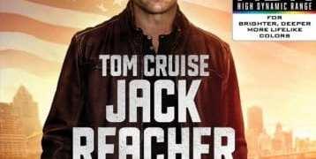 JACK REACHER (4K UHD) 1