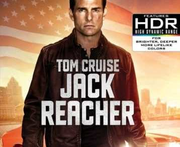 JACK REACHER (4K UHD) 6
