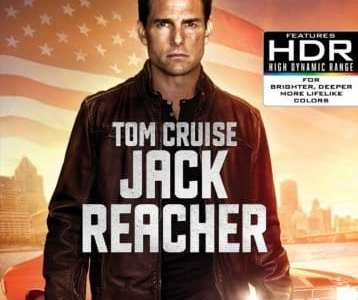 JACK REACHER (4K UHD) 11
