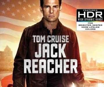 JACK REACHER (4K UHD) 3