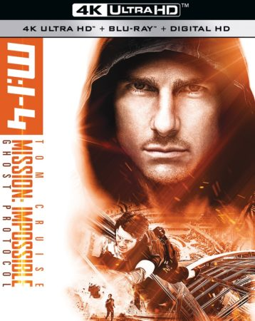MISSION IMPOSSIBLE: GHOST PROTOCOL (4K UHD) 1