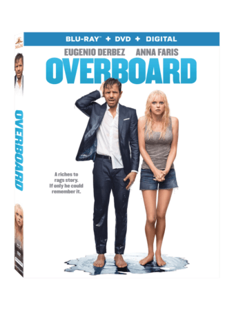 Overboard arrives on Digital 7/17 and Blu-ray Combo Pack 7/31 3