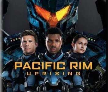 PACIFIC RIM UPRISING (4K UHD) 11
