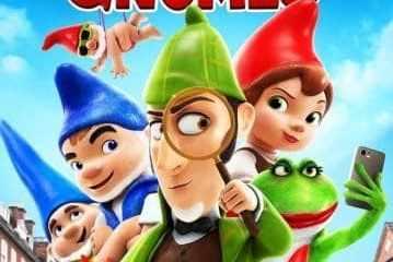 SHERLOCK GNOMES 24